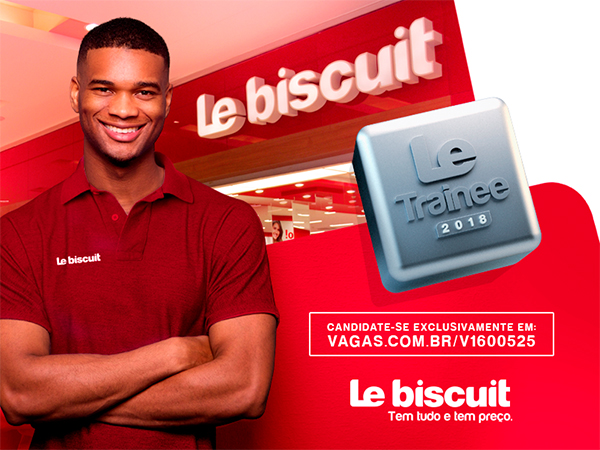 Estágio  e Trainee LE Biscuit 2017