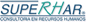 Logo da empresa SUPERHAR CONSULTORIA EM RECURSOS HUMANOS LTDA